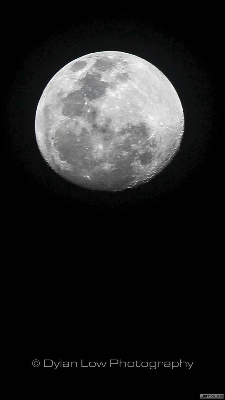 拍月亮真的会上瘾啊~!