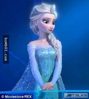 《冰雪奇緣 Frozen》真人版美女爆紅!你們還記得這張照片嗎?太像了!