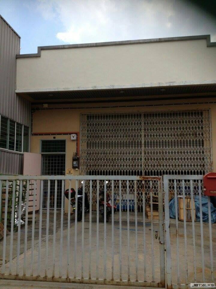 TANAH TAMPOI 工厂