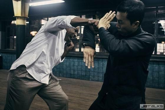 泰森「閃電連環拳」 差點秒殺甄子丹!
