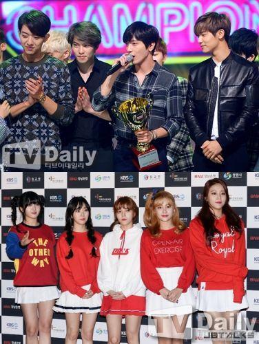 FNC旗下藝人集體缺席2015 MAMA:無法調整日程