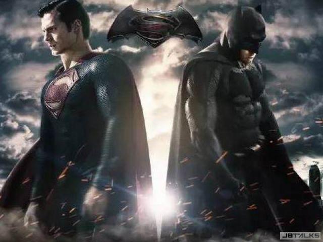 蝙蝠俠大戰超人 最後贏的是……