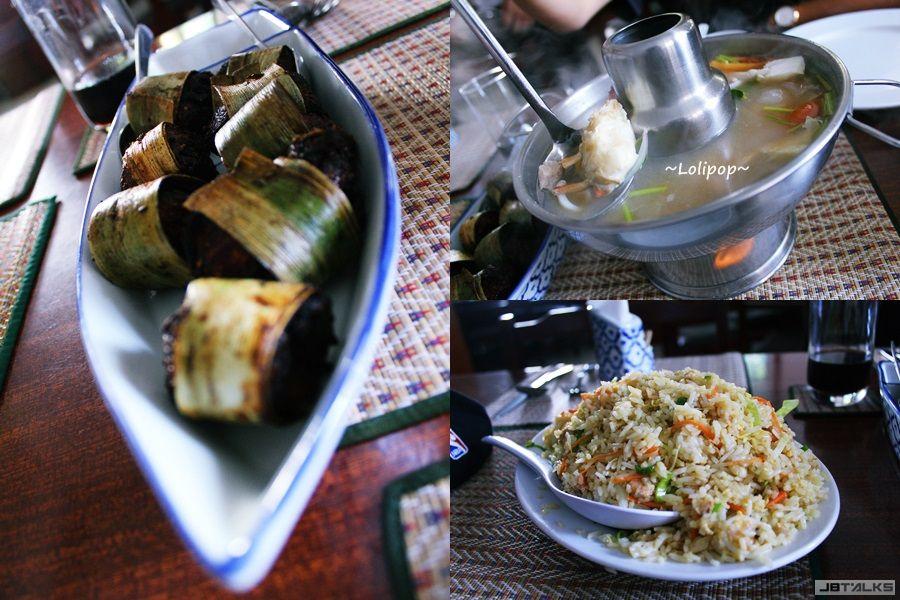 久违的泰国餐!