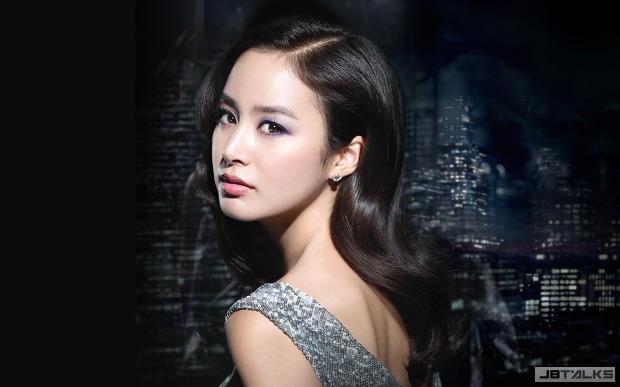 南韓「天然女神」金泰希顏值高、演技好 愛情事業兩得意