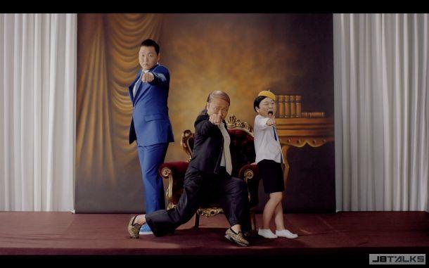 PSY《DADDY》進入Billboard第97 亞洲歌手首度四次上榜