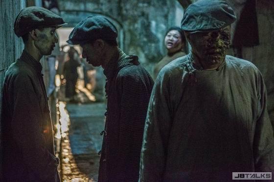 台灣最強特效化妝團隊 打造《陀地驅魔人》