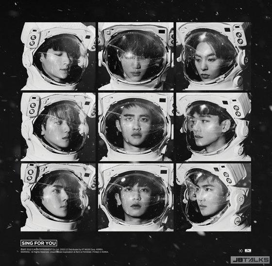 「最佳男團」EXO暖唱冬天情歌 立馬稱霸6大網站