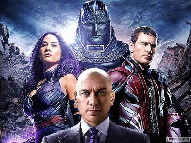 《X戰警:天啟》預告 揭最強反派