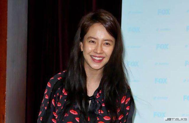 擊敗全智賢 宋智孝獲選「韓國最美身材女藝人」