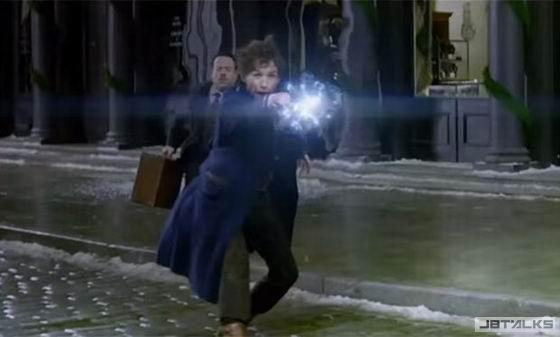 《哈利波特》前傳預告 怪物們全出籠
