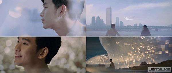 韓國男神金秀賢 浪漫宣傳「你和我的首爾」