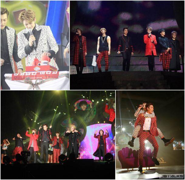 BEAST新年首場海外公演告捷 與3000名廣州粉絲共度良宵