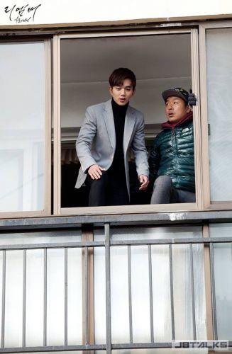 SBS公開俞承豪在《Remember-兒子的戰爭》花絮照
