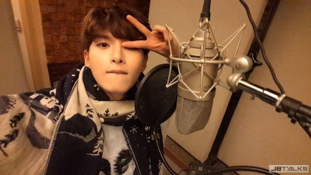 請再等一等!SJ厲旭進行最後錄音即將發行SOLO專輯