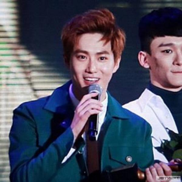 KAI生日EXO創新紀錄 連3年《首爾歌謠大賞》
