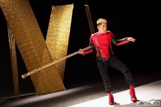 這個孫悟空好時尚! 郭富城穿越時空跳「金猴舞」