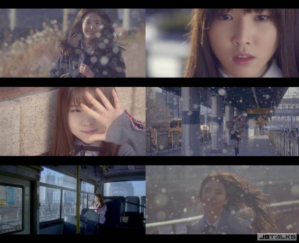 GFriend新歌《時光飛逝》預告片公開 月底回歸