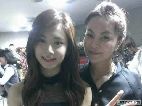 周子瑜曾是叛逆少女 赴韓僅與導師私談