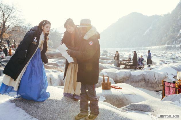《步步驚心:麗》李准基IU劇照公開 雪原美人吸睛養眼