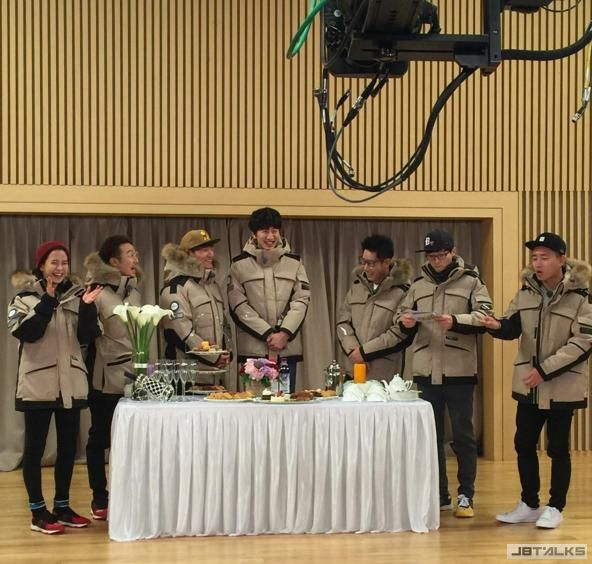 RunningMan錄製美食巡禮 韓國跑透透就在今日!
