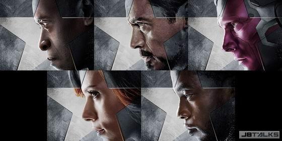 《美國隊長3》20角色全出籠 「蜘蛛人」蒸發!