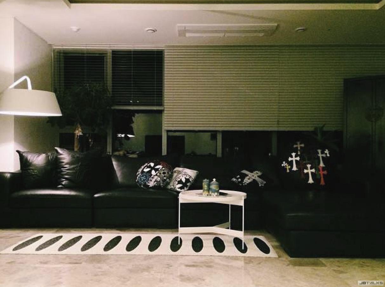 G-Dragon的豪宅曝光!