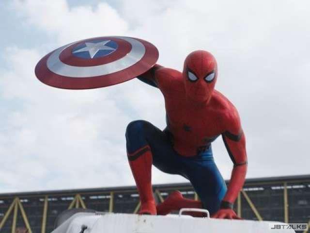 蜘蛛人現身《美隊3》 看預告就起雞皮疙瘩