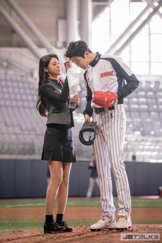 AOA雪炫客串網劇《Click Your Heart》 劇照心動公開