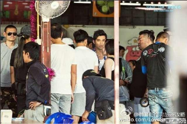 老婆昆凌不在! 周杰倫赴泰國找辣妹?