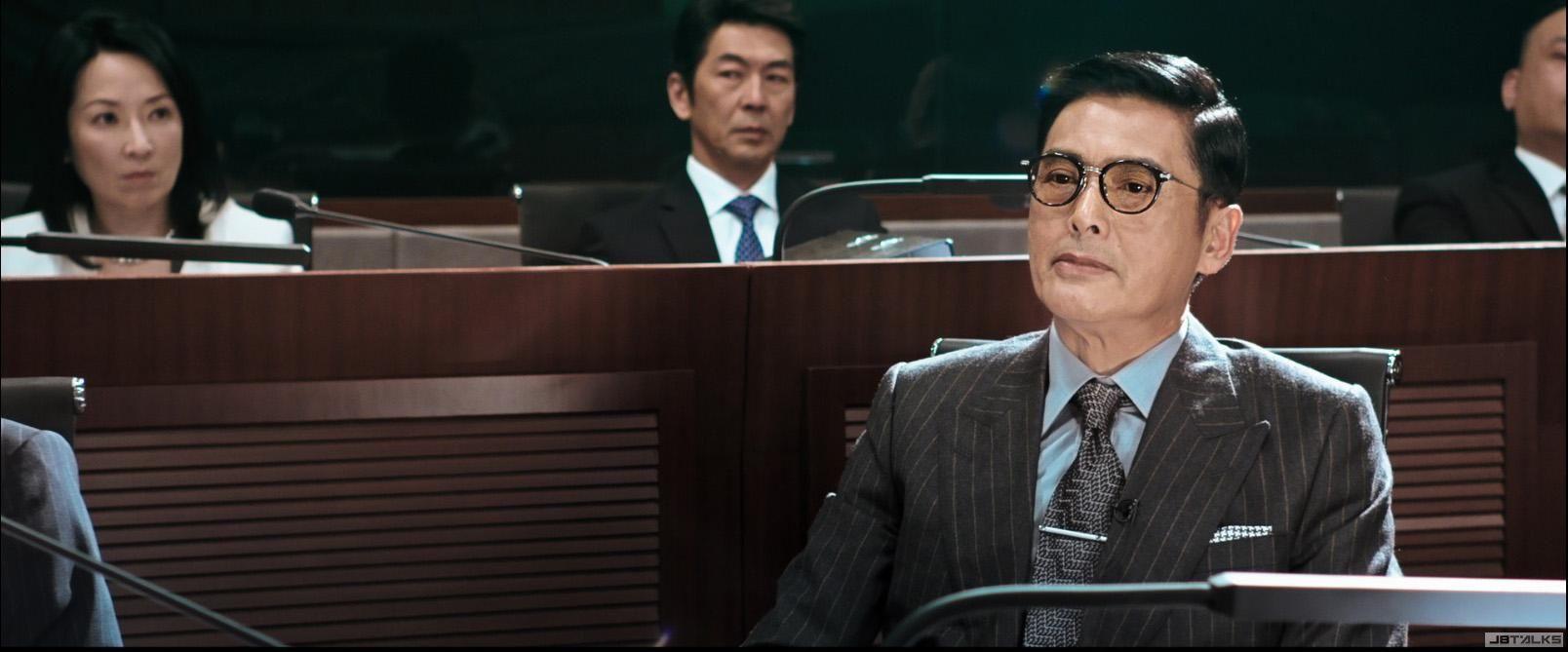 《寒戰2》再掀波瀾!原班人馬+周潤發、楊祐寧