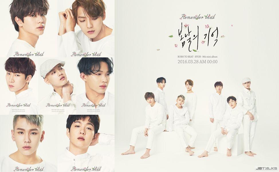 歐巴們要回來啦! 3月BTOB-4月Block B&CNBLUE-5月份BTS