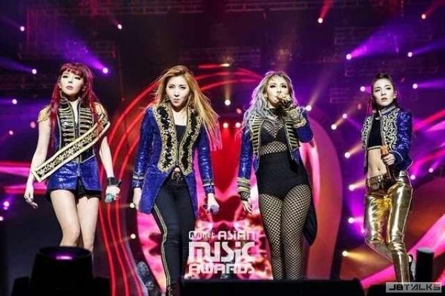 2NE1退團不解散! 敏智離開預計今夏3人形勢回歸