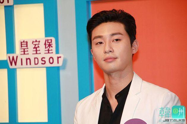 「國民男友」朴敘俊首與香港粉絲會面 與近千觀眾甜蜜約會