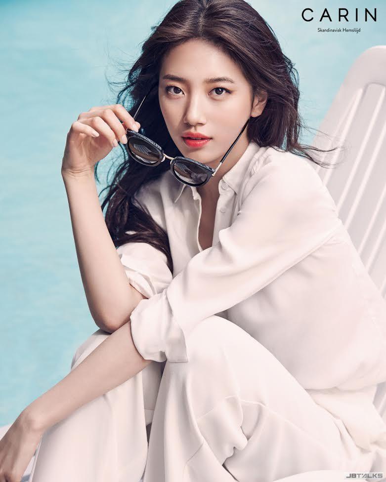 Miss A秀智寫真曝光 演繹夏日Look