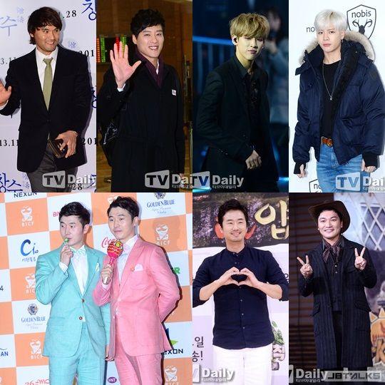 GOT7 Jackson、BamBam出演《真正的男人》同伴入伍特輯