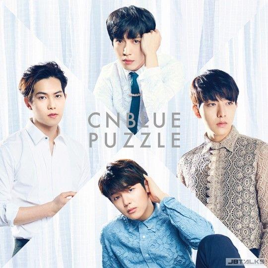 CNBLUE日本出道五周年紀念 發行第十張單曲「PUZZLE」