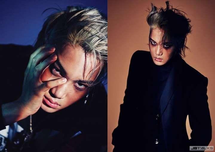 EXO一天變臉 早上呆萌晚上變Monster