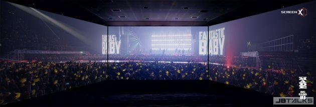Big Bang出道十周年電影劇照公開 完美呈現演唱會現場熱度