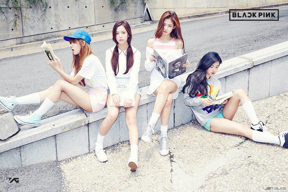 YG新女團最終確定為4名 組合名「BLACKPINK」!