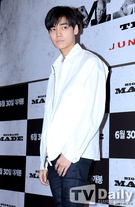 BIGBANG 舉行電影VIP試映會!並立下電影票房公約!