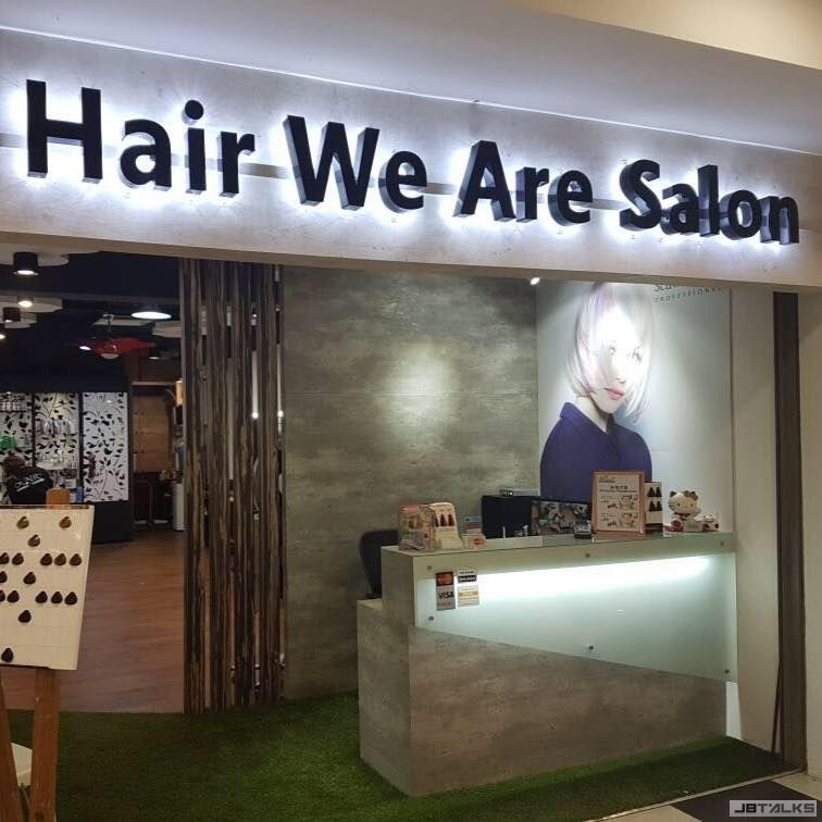 Hair We Are