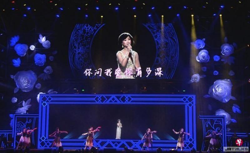 邓丽君离开人世已经23年,但她的歌声依旧风靡华人世界.jpg